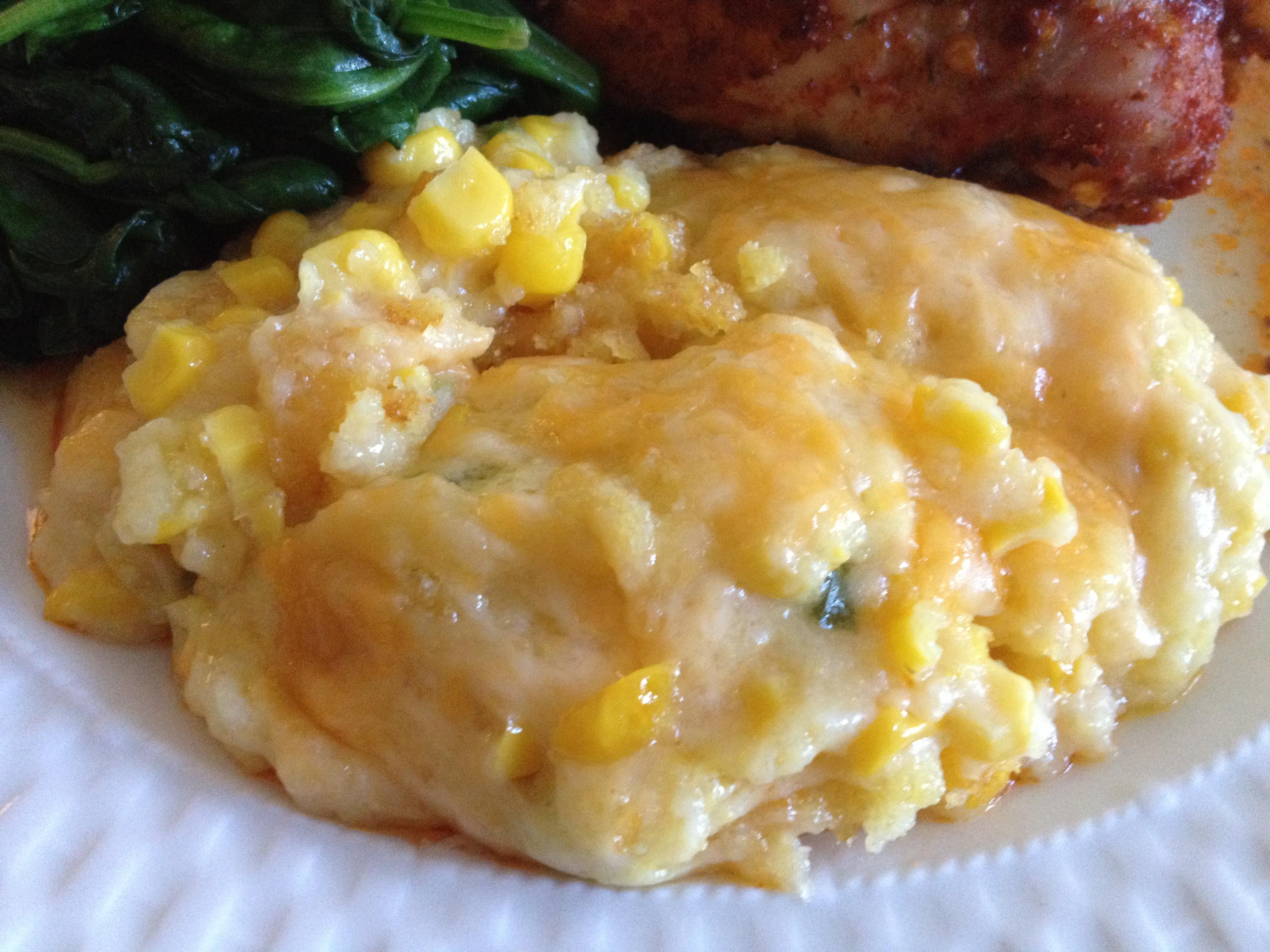 Fresh Corn Casserole Recipes — Dishmaps